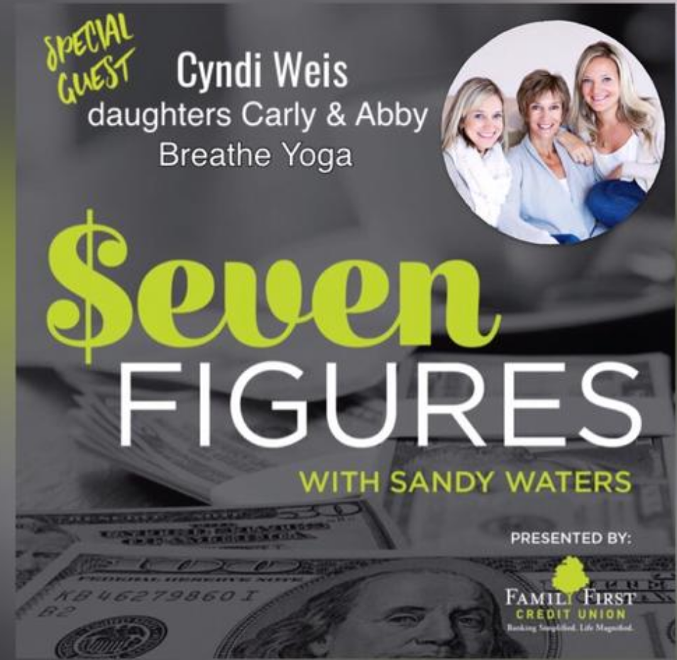 Podcast with Sandy Waters